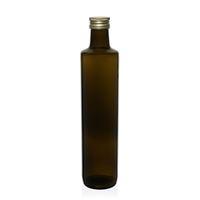"500ml antikgrüne Flasche ""Dorica"""