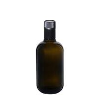 "500ml bouteille verte antique huile-vinaigre ""Biolio"" DOP"
