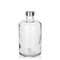 "500ml flaske i klart glas ""Hella"""