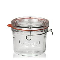 "500ml swing top jar ""Lock-Eat"""