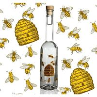 "500ml Opera ""Bee-bottle"""