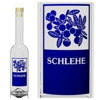 "500ml Opera-Flasche ""Schlehe"""