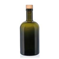 """500ml antikgrüne Apothekerflasche """"Farmacia"""""""