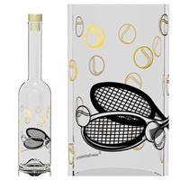"500ml bouteille Opera ""tennis"""