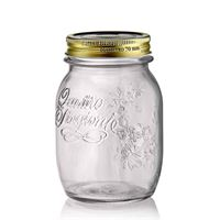 "500ml household jar ""4 seasons"""