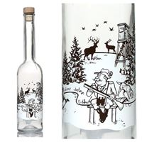 500ml huntsmen bottle