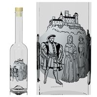 500ml middle ages bottle