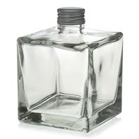 "500ml screw-cap bottle ""Cube"""