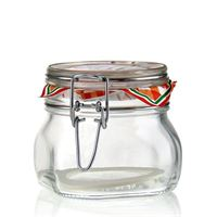 "500ml swing top jar ""Rocco"""
