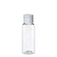 "50ml PET-Flasche ""Pegasus"" weiß"