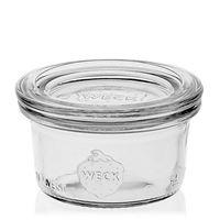 50ml WECK Mini-Sturzglas