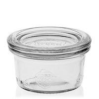 50ml WECK mini sylteglas
