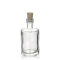 "50ml glazen fles clear ""Aventura"""