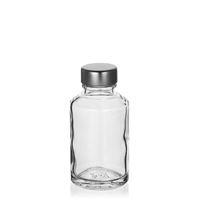 "50ml glazen fles clear ""Hella"""