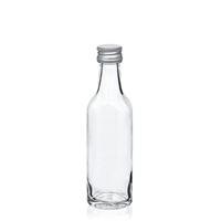 50ml Geradhalsflasche