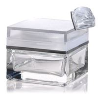 "50ml glass jar ""Bellissima"""