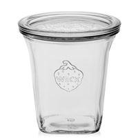 545ml WECK Quadroglas