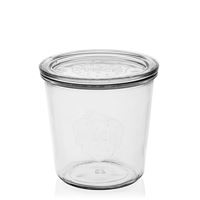 580ml WECK glasburk