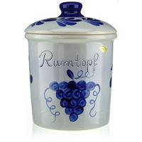 "5l ceramic pot ""Fruit in rum"""