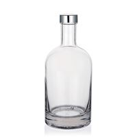 """700ml Klarglasflasche """"First Class"""" mit GPI-Verschluss"""