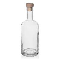 "700ml Klarglasflasche ""Franco"""