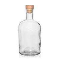 """700ml Klarglasflasche """"Gerardino"""""""