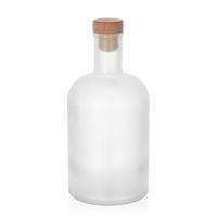 """700ml geeiste (mattierte) Flasche """"Gerardino"""""""