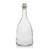 "700ml glazen fles clear ""Viola"""