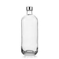 """700ml Klarglasflasche """"Lotto"""" mit GPI-Verschluss"""