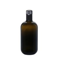 "750ml Bottiglia verde antica per Olio-Aceto ""Biolio"" DOP"
