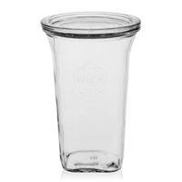 """795ml WECK glas """"Quadro"""""""