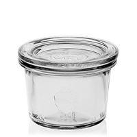 80ml WECK mini sylteglas