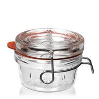 """80ml pot avec fermeture mécanique """"Lock-Eat"""""""