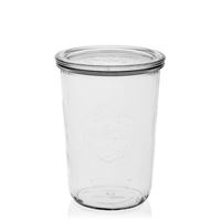 850ml WECK glasburk