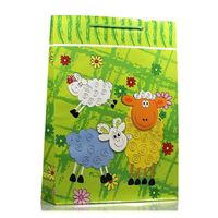 "Bottle bag ""sheep"""