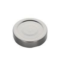 Deep Twist Off Verschluss 58mm silber