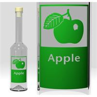 "500ml Opera ""Apple"""
