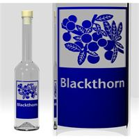 "500ml Opera ""Blackthorn"""