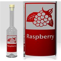 "500ml Opera ""Raspberry"""