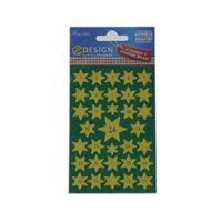 Etiquettes de Noël - Calendrier de l'Avent vert
