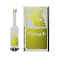 "500ml Opera-Flasche ""Mirabelle"""
