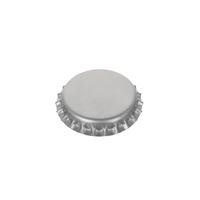 Flaskkapsyl speciellt 29mm silverfärgad/matt