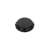 Kroonkurk Standaard 26mm zwart