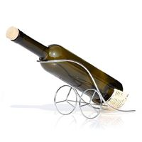 Porte-bouteille sur roues