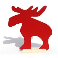 "Stand-up display ""Elk"""