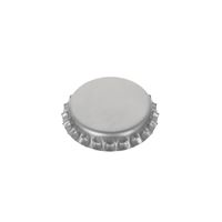 Tappo a corona Speciale 29mm argento/opaco