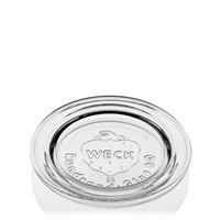 WECK glass lid RR60