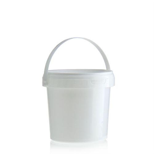 0,6 liters spand, med låg