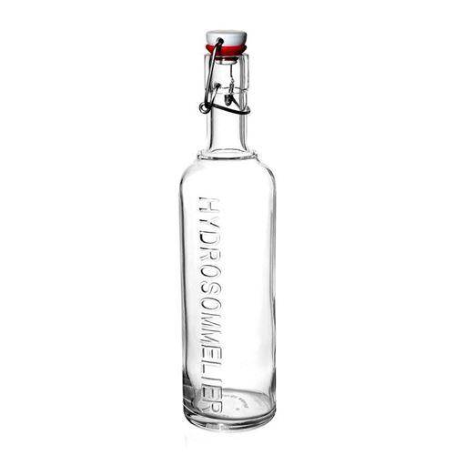 """1000ml Bügelverschlussflasche """"Optima Hydrosommelier"""""""
