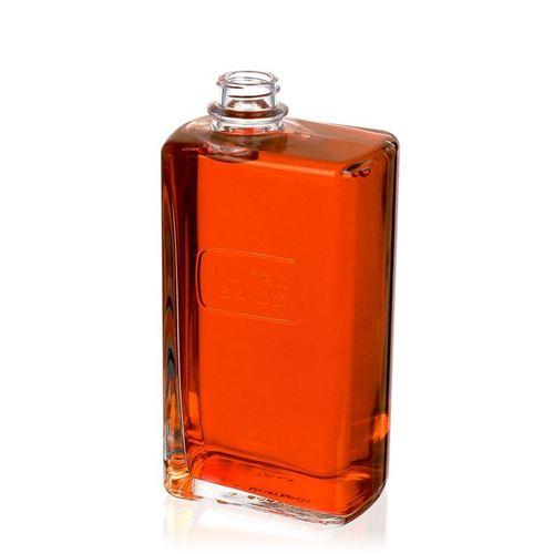 "1000ml Klarglasflasche ""Optima Lattina"""